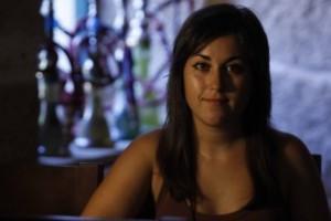 Celia Parra (Foto de Xesús Fariñas Navarro)