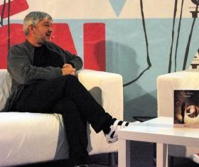 Faladoiro con Fran Alonso (Foto M.von.W)