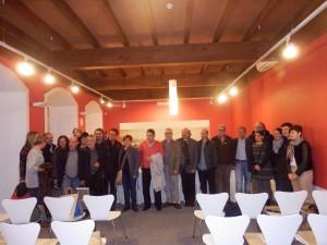 A xuntanza tivo lugar en Pontevedra