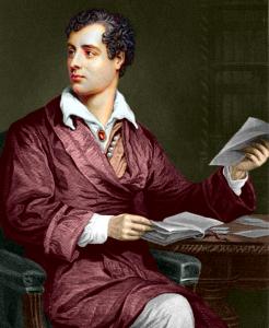 A Lord Byron descríbeno coma un auténtico delincuente sexual