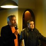 Manuel Rivas e Xosé Manuel Pereiro codirixen a nova publicación