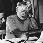 Hemingway nunha entrevista matutina