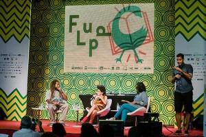FLUPP-14-Mesa-Um-Oceano-de-Palavras-D-de-Kabal-Yasmin-Thayn+í-e-Toni-Blackman-Foto-Eduardo-Magalh+úes